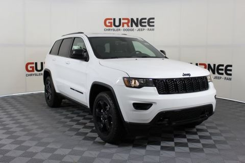 NEW 2018 JEEP GRAND CHEROKEE UPLAND 4X4
