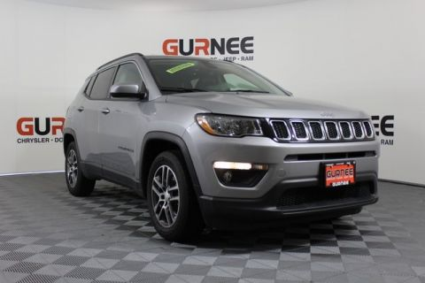 NEW 2017 JEEP COMPASS LATITUDE FWD