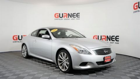 Pre-Owned 2008 INFINITI G37 Base