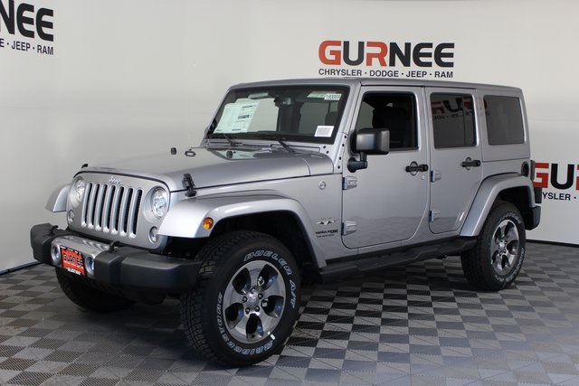 Awesome New 2018 JEEP Wrangler Unlimited Unlimited Sahara