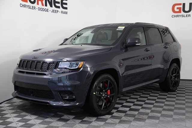new 2018 jeep grand cherokee srt sport utility in gurnee. Black Bedroom Furniture Sets. Home Design Ideas